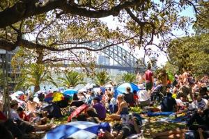 Sydney NYE 2012