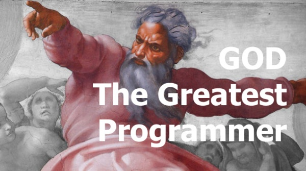 God_the Greatest Programmer copy