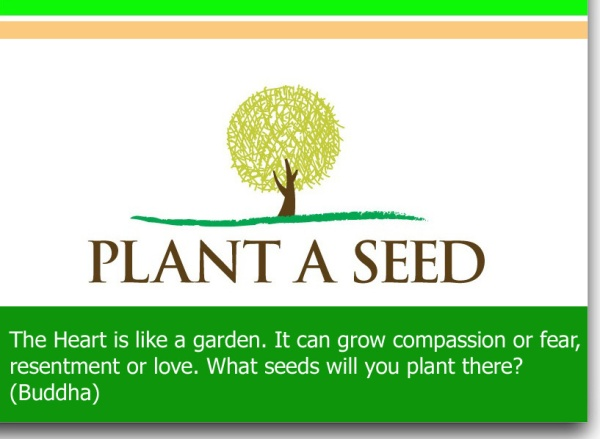 Plant a seed_Buddha quotes
