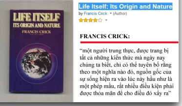 Life itself_F.Crick