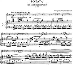 MozartViolinSonataNo23