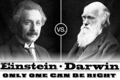 Einstein vs Darwin