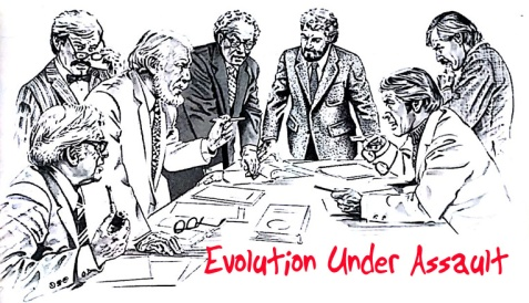 Evolution Under Assault (1)