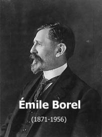 BOREL Emile1