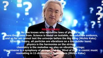5.Michio Kaku