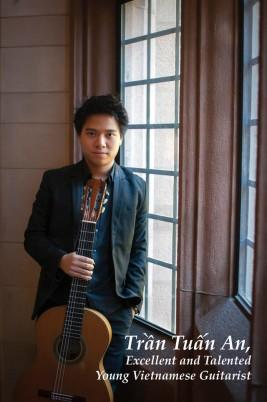 Tuan An guitarist copy